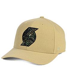 '47 Brand Portland Trail Blazers Camfill MVP Cap