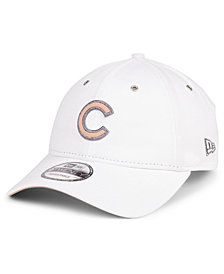 New Era Chicago Cubs Metallic Pastel 9TWENTY Cap