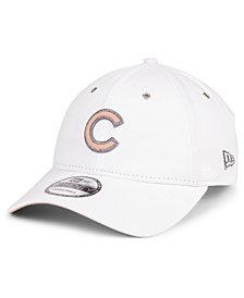 New Era Chicago Cubs Metallic Pastel 9TWENTY Cap