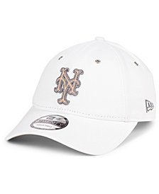 New Era New York Mets Metallic Pastel 9TWENTY Cap