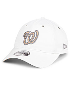 New Era Washington Nationals Metallic Pastel 9TWENTY Cap