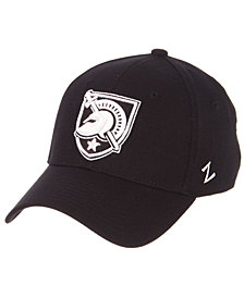 Zephyr Army Black Knights Black/White Stretch Cap