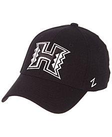 Zephyr Hawaii Warriors Black/White Stretch Cap