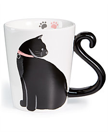 Chasing Lola Ceramic Cat Mug