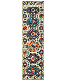 """CLOSEOUT! JHB Design Archive Collin 2' 7"""" x 10' 0"""" Runner Rug"""