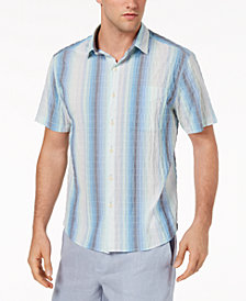 Tommy Bahama Men's La Prisma Stripe Camp Shirt