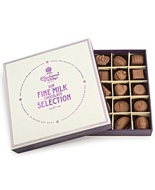 Milk Chocolate Selection