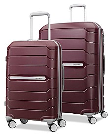 Freeform Hardside Spinner Luggage Collection