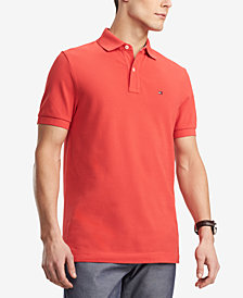 Tommy Hilfiger Men's Classic Fit Ivy Polo, Created for Macys
