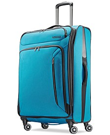 "Zoom 28"" Softside Spinner Suitcase"