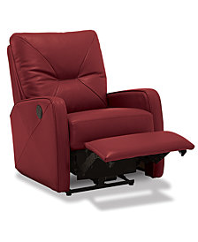 Finchley  Leather Power Recliner
