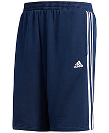 adidas Men's Fleece Shorts