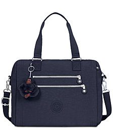 Kipling Bevine Medium Satchel