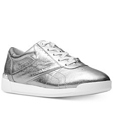 MICHAEL Michael Kors Women's Addie Lace-Up Sneakers
