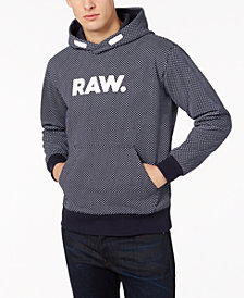 G-Star RAW Men's Logo-Print Sweatshirt, Created for Macy's