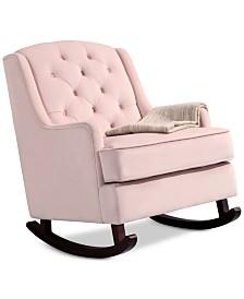 Rendan Rocking Chair, Quick Ship