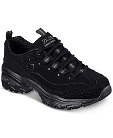 Women's D'Lites - Play On Walking Sneakers from Finish Line