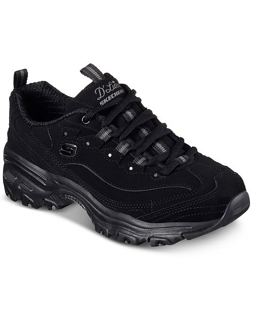 Skechers Women's D'Lites - Play On Walking Sneakers from Finish Line