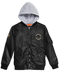 Ring of Fire Big Boys Lionel Flight Jacket, Created for Macy's