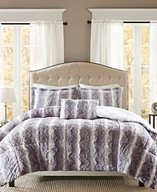 Zuri 4-Pc. Full/Queen Comforter Set