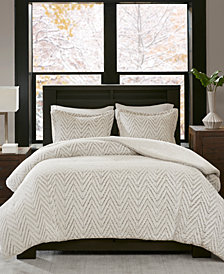 Madison Park Adelyn 3-Pc. Full/Queen Comforter Set