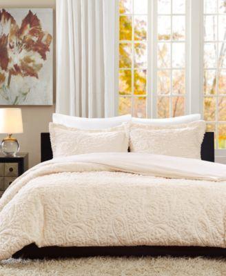 Norfolk 3-Pc. Reversible Full/Queen Comforter Set