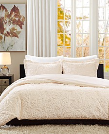 Norfolk Reversible 2-Pc. Twin/Twin XL Comforter Set