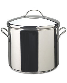 Farberware Classic Series Stainless Steel 12-Qt. Stockpot & Lid