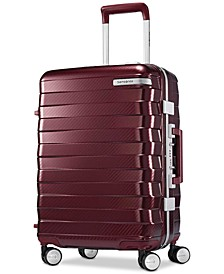 "FrameLock 20"" Carry-On Spinner Suitcase"