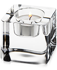 Orresfors Nordic Light Ice Cube Votive