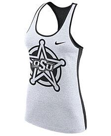 Nike Women's Oklahoma State Cowboys Dri-Fit Touch Tank