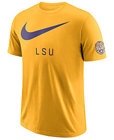 Nike Men's LSU Tigers DNA T-Shirt