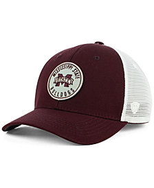 Top of the World Mississippi State Bulldogs Coin Trucker Cap