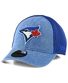 New Era Boys' Toronto Blue Jays Jr Hooge Neo 39THIRTY Cap