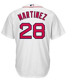 Majestic Men's J.D. Martinez Boston Red Sox Player Replica Cool Base Jersey
