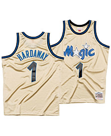 Mitchell & Ness Men's Penny Hardaway Orlando Magic Gold Collection Swingman Jersey