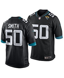 Men's Telvin Smith Jacksonville Jaguars Game Jersey