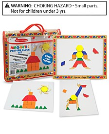Melissa and Doug Kids Toys, Kids Magnetic Block Board Toys