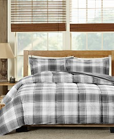 Woolrich Woodsman Reversible 3-Pc. Comforter Sets