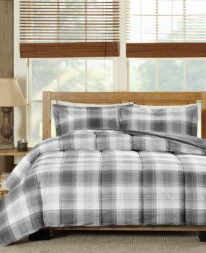 Woolrich Woodsman Reversible 3-Pc. Full/Queen Comforter Set Bedding 6497220