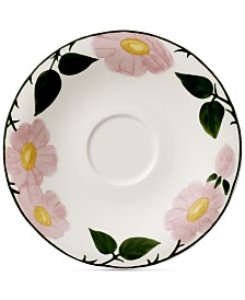 Villeroy & Boch Rose Sauvage Breakfast Cup Saucer