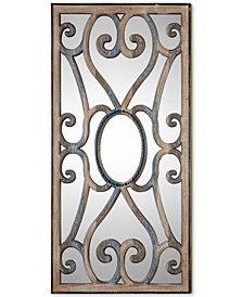 Uttermost Rosalind Carved Wooden Frame Mirror