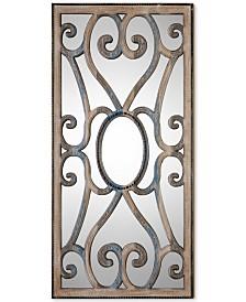 Uttermost Baci E Abbracci Wooden Mirrors Set Of 2