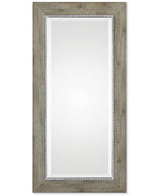 Uttermost Sheyenne Rustic Wood Mirror