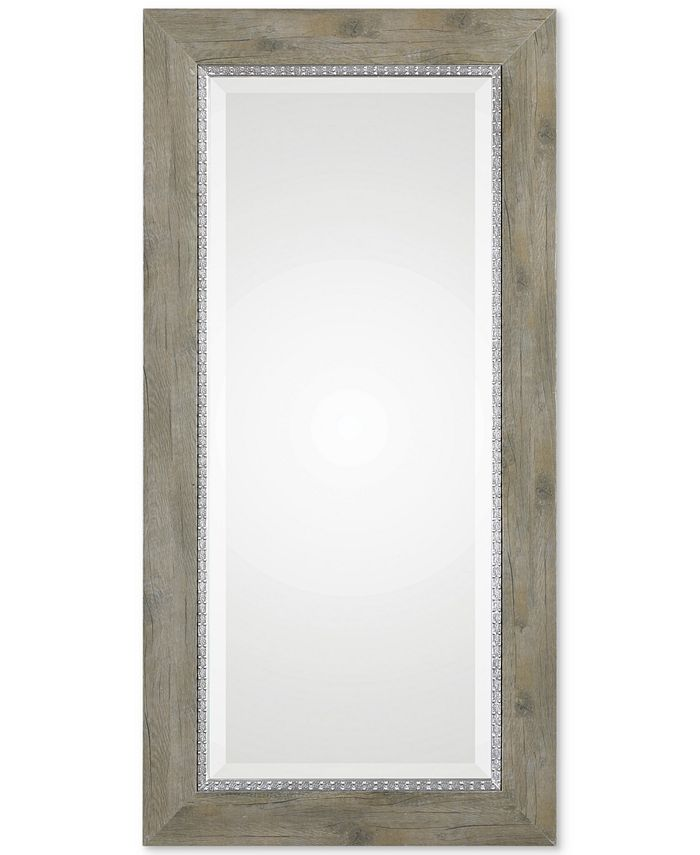 Uttermost - Sheyenne Rustic Wood Mirror