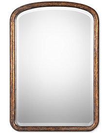 Uttermost Vena Gold Arch Mirror