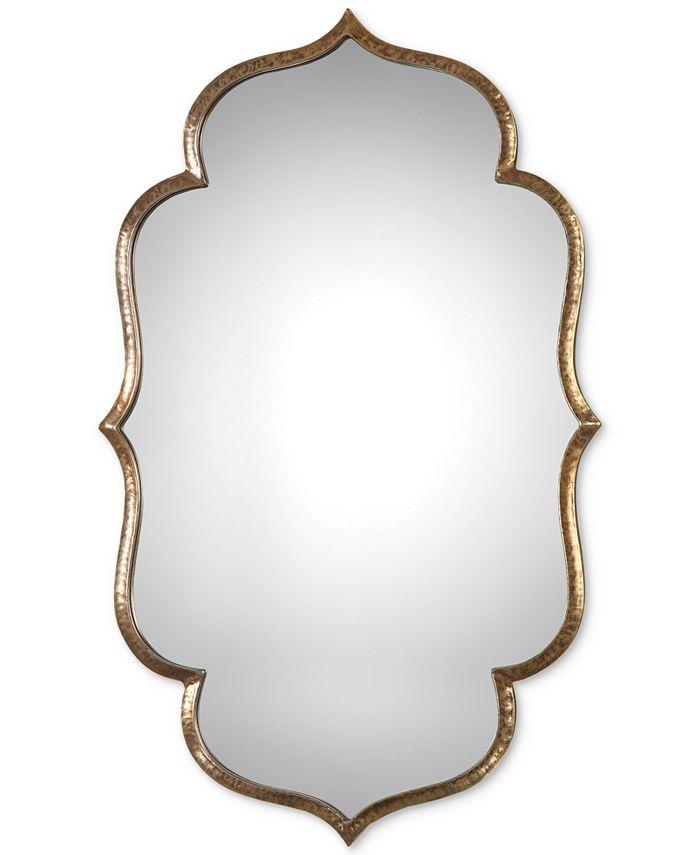 Uttermost - Zina Gold Mirror