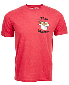 Team Takeout Men's T-Shirt by Univibe