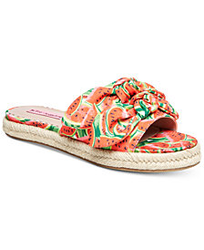 Betsey Johnson Jazzy Sandals