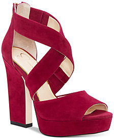 Jessica Simpson Tehya Platform Sandals